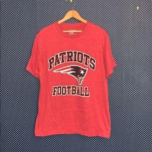 Super Bowl Champions NE Patriots Tee // Size Large